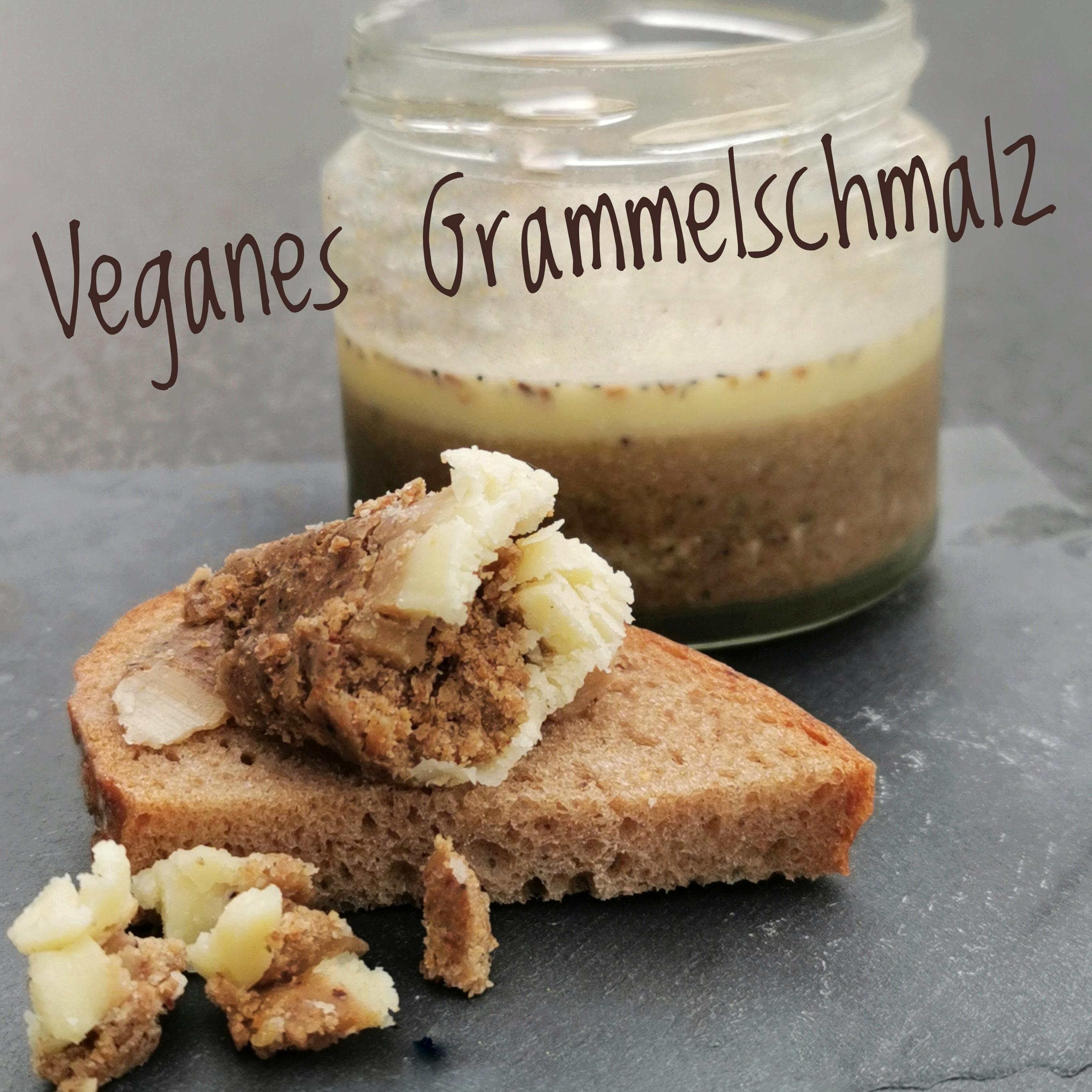 Grammelschmalz vegan