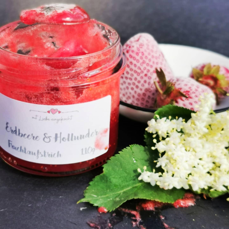 Vielseitige Erdbeere